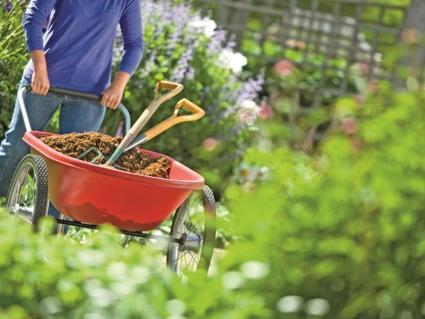 Why invest in the garden?